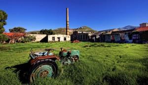 Enamel Factory, Kea island